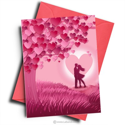 Valentine Day Card - 09