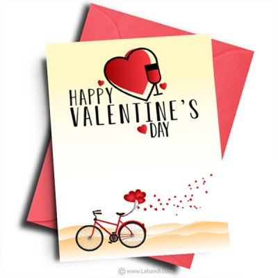Valentine Day Card - 11