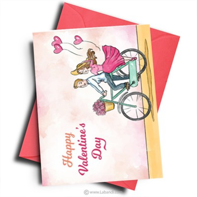 Valentine Day Card - 12