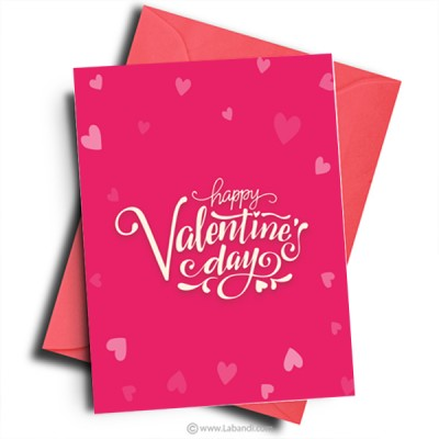 Valentine Day Card - 14