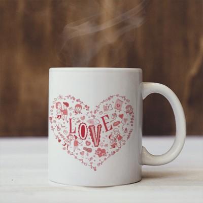 Valentine Mug - 12