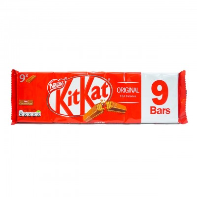 KitKat 2 Finger Milk...