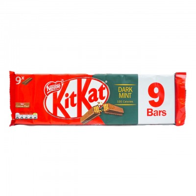KitKat 2 Finger Dark Mint...