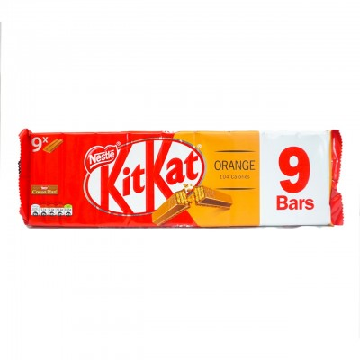 KitKat 2 Finger Orange...