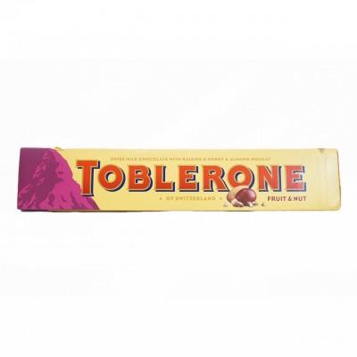 TOBLERONE SWISS MILK...
