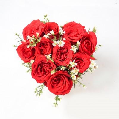 Heart Full Of Roses -...