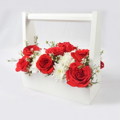 Roses and White - Labandi®...