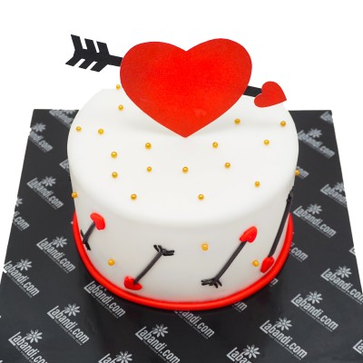 Lovers Special  cake