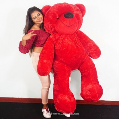 Giant Teddy Bear - 6 Feet -...