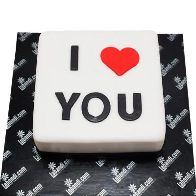 Pure Love Cake