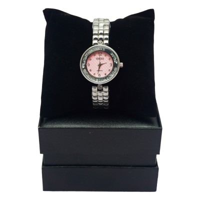 Silver Queen Ladies Watch