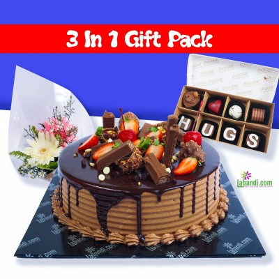 3 in 1 Gift Pack Sweet...