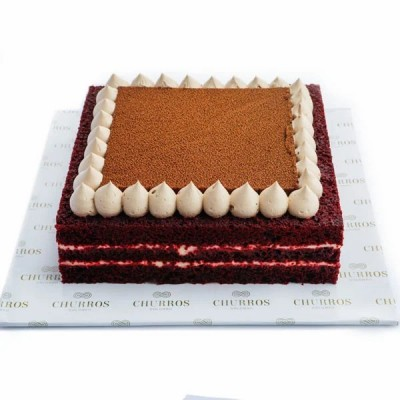 KINGSBURY RED VELVET...