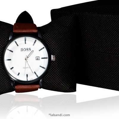 Mens Boss® Mr. White Brown...