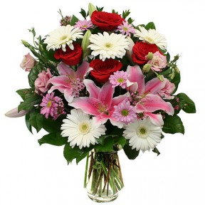 Forever Yours Vase