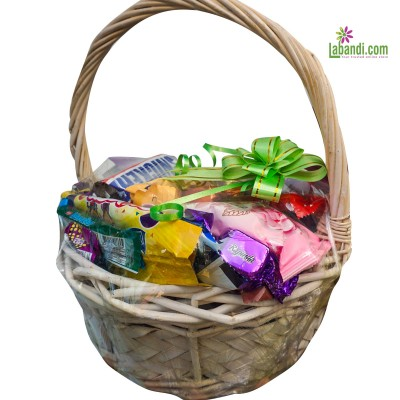 Trendy Choco Basket