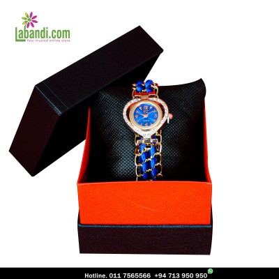 YL® Quartz Blue - Ladies Watch