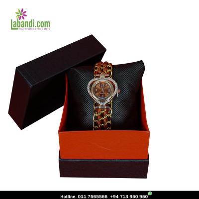 YL® Quartz Brown- Ladies Watch