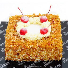 Vanilla Nougat Cake - 1lb