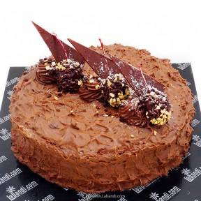 Extreme Choco Miracle Cake