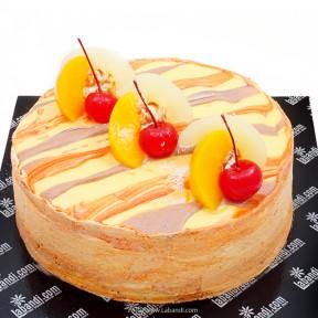 Fruit Fantasy Cake - 2.2lb