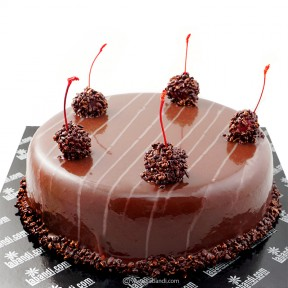 Chocolate Truffle Gateau -...