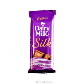 Cadbury Milk Silk -160g