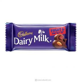 Cadbury Fruit & Nut -80g