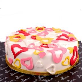 Love Celebration Cake - 2.2lb