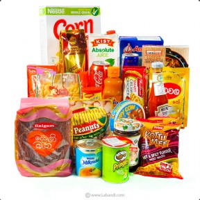 Essentials Hamper