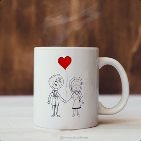 Hold Me Tied Mug