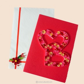 Greeting Card Hand Made 10