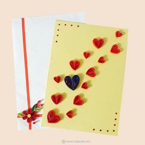Greeting Card Hand Made 11