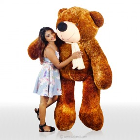Giant Teddy Bear - 6 Feet